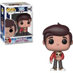 Marco Diaz POP! Animation Vinyl Figur (#502)