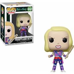 Froopyland Beth POP! Animation Vinyl Figur (#442)
