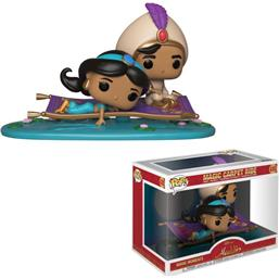 Magic Carpet Ride Aladdin POP! Movie Moments Vinyl Bobble-Head 2-Pak