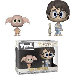 Harry Potter: Harry Potter og Dobby VYNL Vinyl Figurer 10 cm