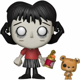 Diverse: Willow & Bernie POP! Games Vinyl Figur (#403)