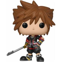Sora POP! Disney Vinyl Figur (#406)