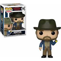 Hopper med Flashlight POP! TV Vinyl Figur (#720)