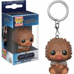 Baby Niffler (Tan) Pocket POP! Nøglering