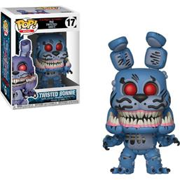 Five Nights at Freddy's (FNAF): Twisted Bonnie POP! Books Vinyl Figur (#17)