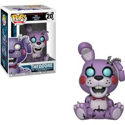 Five Nights at Freddy's (FNAF): Twisted Theodore POP! Books Vinyl Figur (#20)