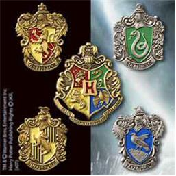 Hogwarts Houses Pin Collection