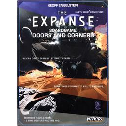 Expanse: The Expanse Board Game Doors and Corners Expansion *English Version*