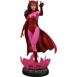Marvel: Marvel Comic Premier Collection Statue Scarlet Witch 28 cm