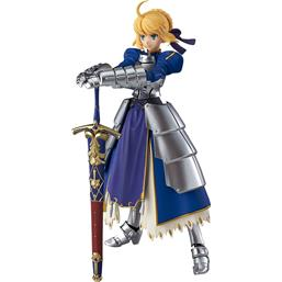 Fate/...: Fate/Stay Night Figma Action Figure Saber 2.0 14 cm