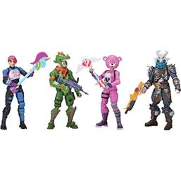 Fortnite: Fortnite Squad Mode Action Figures 4-Pack 10 cm