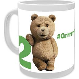 Ted: Ted 2 Krus #GrrrrrMondays