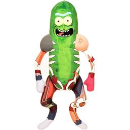 Pickle Rick in Rat Suit Bamse 46 cm