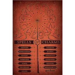 Spells and Charms Plakat