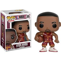 Kyrie Irving NBA POP! Sports Vinyl Figur (#25)