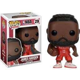 James Harden NBA POP! Sports Vinyl Figur (#29)