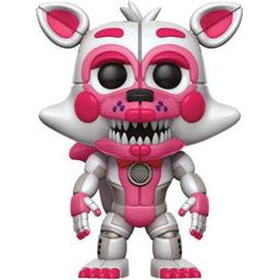 Five Nights at Freddy's (FNAF): Funtime Foxy POP! Games Vinyl Figur (#228)