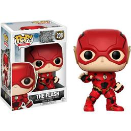 The Flash POP! Movies Vinyl Figur (#208)