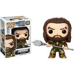 Aquaman (Armored) POP! Movies Vinyl Figur (#205)