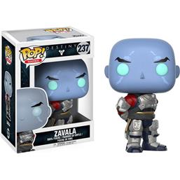 Zavala POP! Games Vinyl Figur (#237)