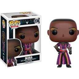 Ikora POP! Games Vinyl Figur (#236)