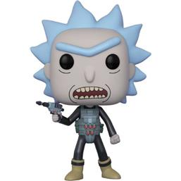 Prison Escape Rick POP! Animation Vinyl Figur (#339)