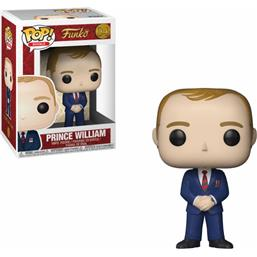Diverse: Prince William POP! Royal Family Vinyl Figur (#04)