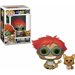Edward & Ein POP! Animation Vinyl Figur (#470)