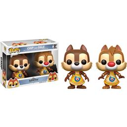 Chip & Dale  POP! Disney Vinyl Figursæt 2-Pak