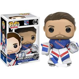 NHL: Henrik Lundqvist POP! Hockey Vinyl Figur (#04)