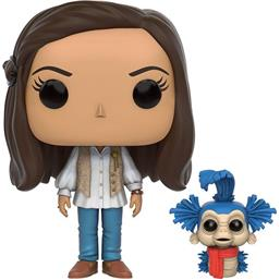 Sarah & Worm POP! Movies Vinyl Figur (#363)