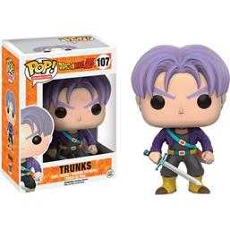 Dragonball: Trunks POP! Animation Vinyl Figur (#107)