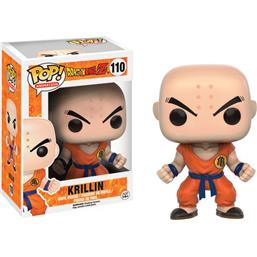 Dragonball: Krillin POP! Animation Vinyl Figur (#110)