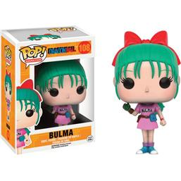 Dragonball: Bulma POP! Animation Vinyl Figur (#108)