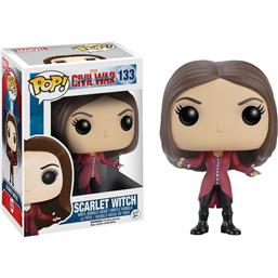 Scarlet Witch POP! Vinyl Bobble-Head Figur (#133)