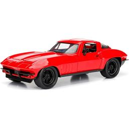 Fast & Furious: Fast & Furious 8 Diecast Model 1/24 Letty's 1966 Chevy Corvette