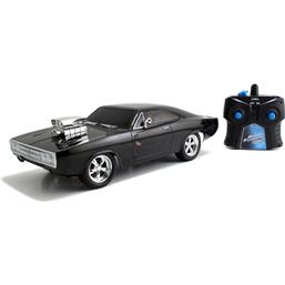 Fast & Furious: Fast & Furious RC Car 1/16 Dom 's 1970 Dodge Charger R/T