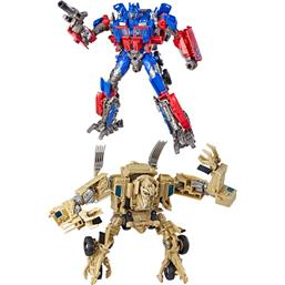 Transformers Studio Series Voyager Class Action Figures 2019 Wave 1 2-pack