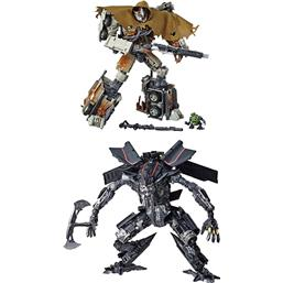 Transformers: Transformers Studio Series Leader Class Action Figures 2019 Wave 1 2-Pack