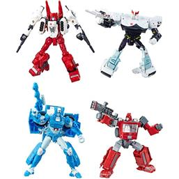 Transformers Generations War for Cybertron: Siege Action Figures Deluxe 2019 Wave 2 4-pack