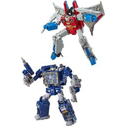 Transformers Generations War for Cybertron: Siege Action Figures Voyager 2019 Wave 2 2-Pack