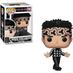 Derek Zoolander POP! Movies Vinyl Figur (#700)