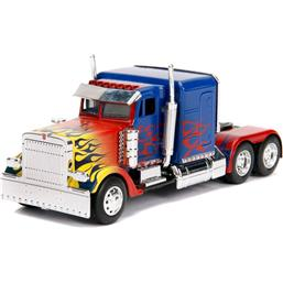 Transformers: Transformers Diecast Model 1/32 T1 Optimus Prime