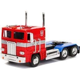 Transformers: Transformers Diecast Model 1/24 G1 Optimus Prime