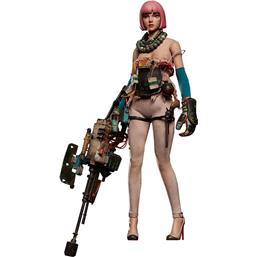 Diverse: Hunters Day After WWIII Action Figure 1/6 ZV Berbakat Test Type-0 39 cm