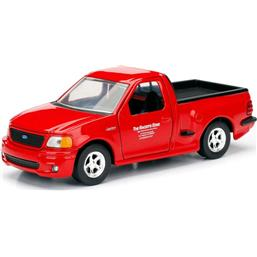 Fast & Furious Diecast Model 1/32 Brian's 1999 Ford F-150 SVT Lightning