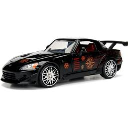 Fast & Furious Diecast Model 1/24 Johnny's 2001 Honda S2000