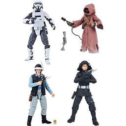 Star Wars Black Series Action Figures 15 cm 2018 Wave 4 4-pack