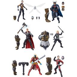 Marvel Legends Series Action Figures 15 cm Avengers 2018 Wave 2 6+1 Pack
