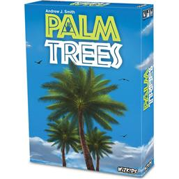 Diverse: Palm Trees Card Game english